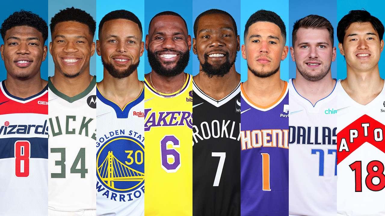 NBA 2021-22シーズン 開幕ガイド