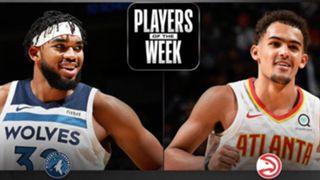 NBA Player of the week 2019.10.22-27