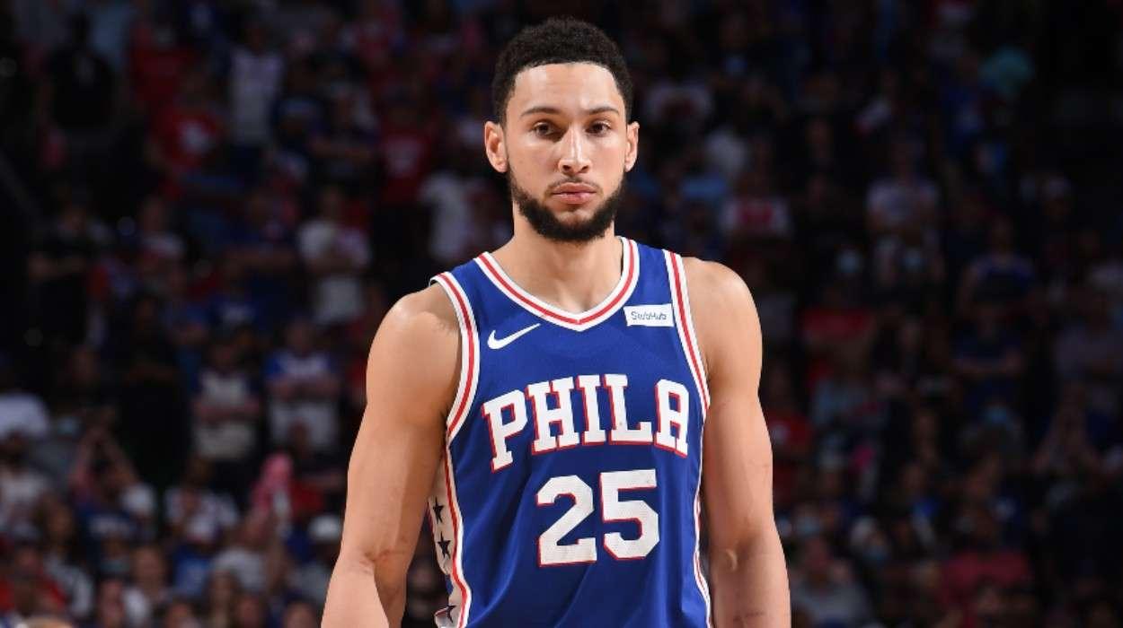 Ben Simmons Philadelphia 76ers