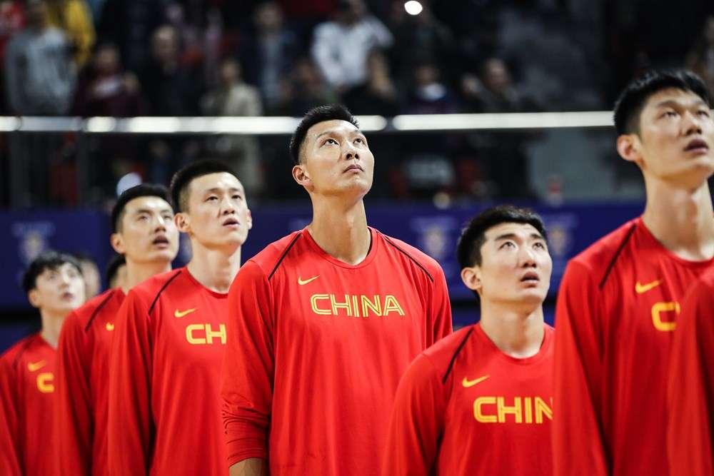 Yi Jianlian FIBA China