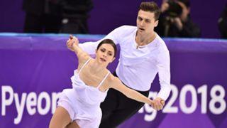 Natalia Zabiiako and Alexander Enbert, Russia
