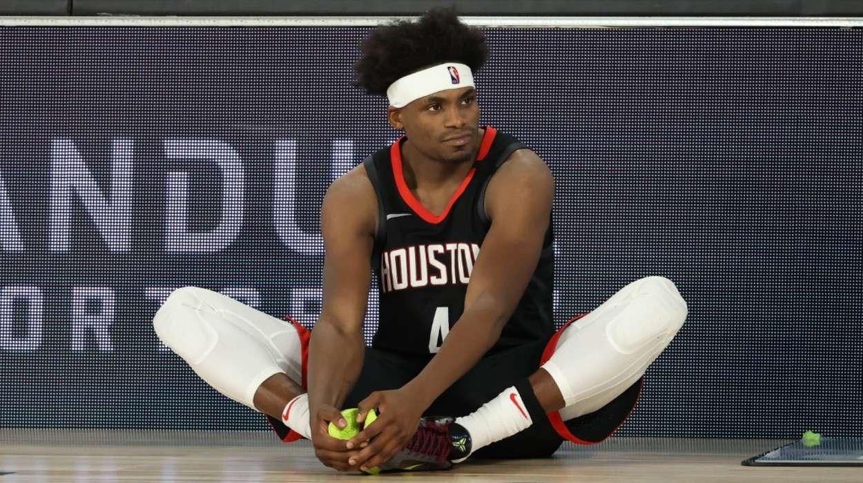 Danuel House Jr. Houston Rockets
