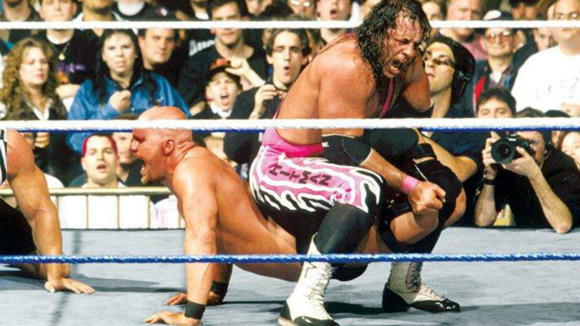 WWE WrestleMania 13 match grades: 'Stone Cold' Steve Austin and Bret Hart  make history, The Undertaker regains WWE title | Sporting News
