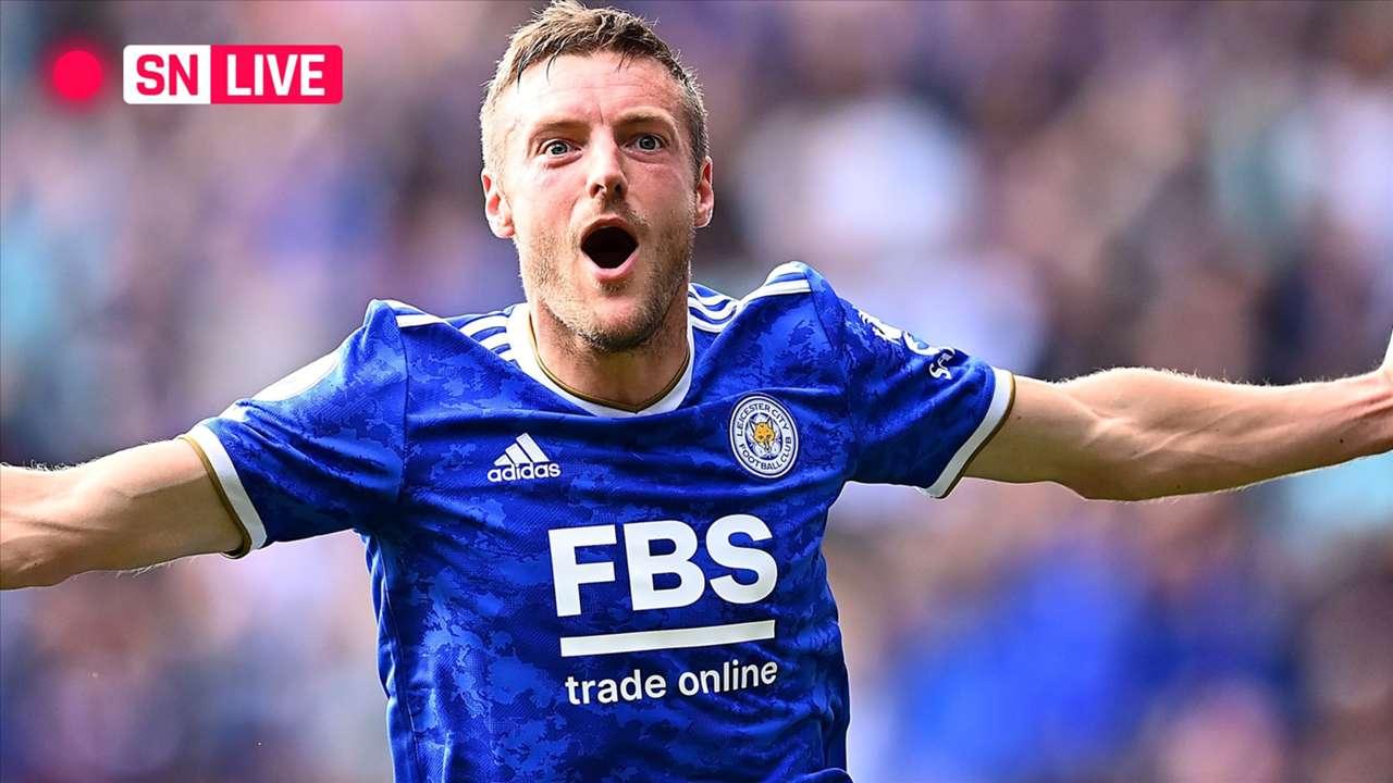 LIVE - Jamie Vardy - Leicester City