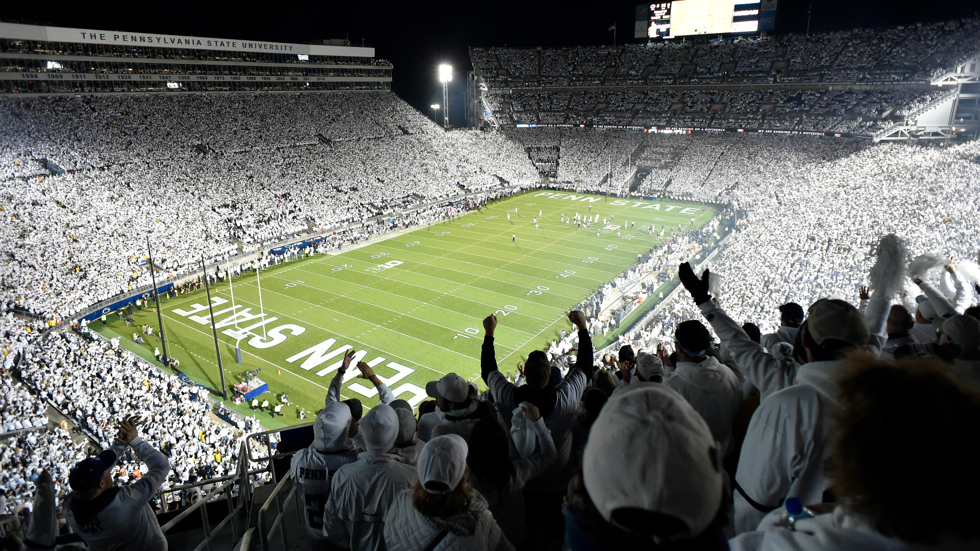 Penn State's White Out games, explained: How 'stroke of genius' become one of college football's...