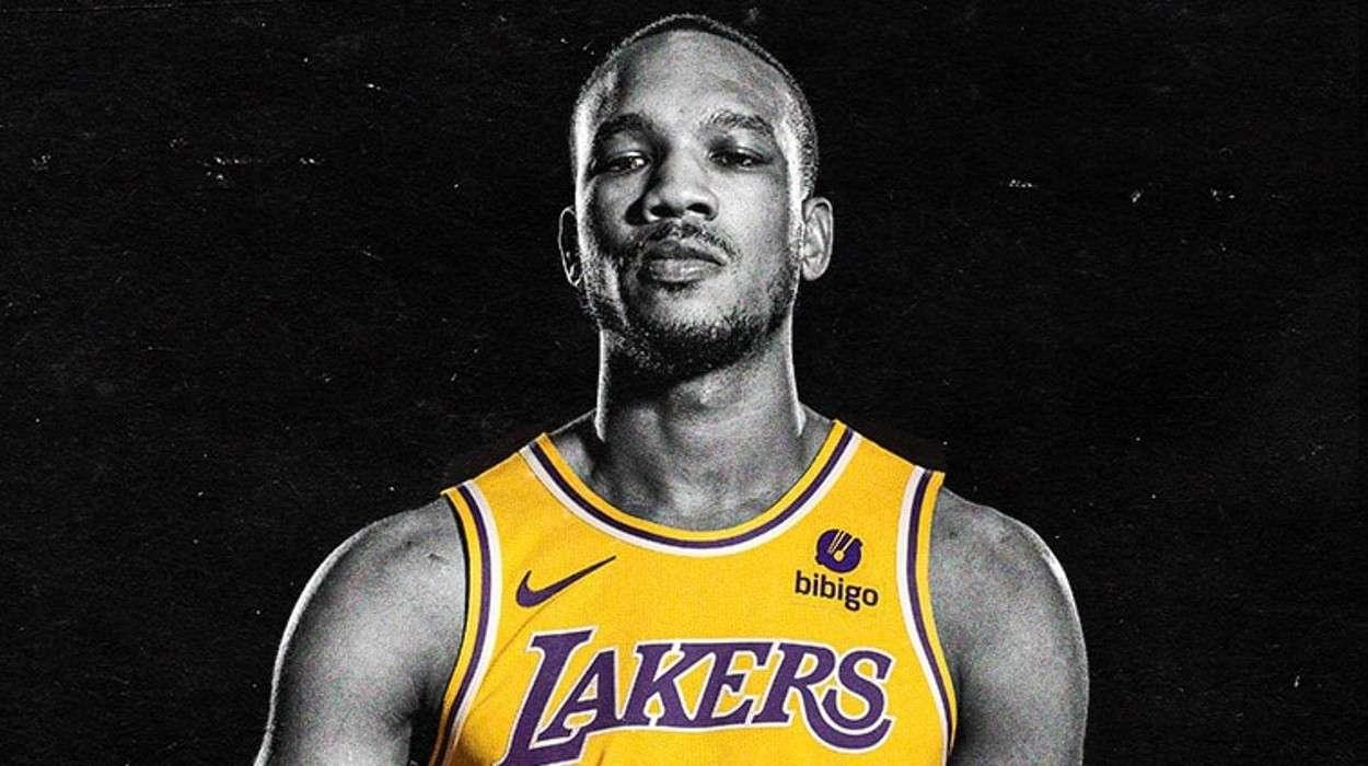 Los Angeles Lakers Avery Bradley