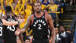 Kawhi Leonard Raptors NBA Finals Game3