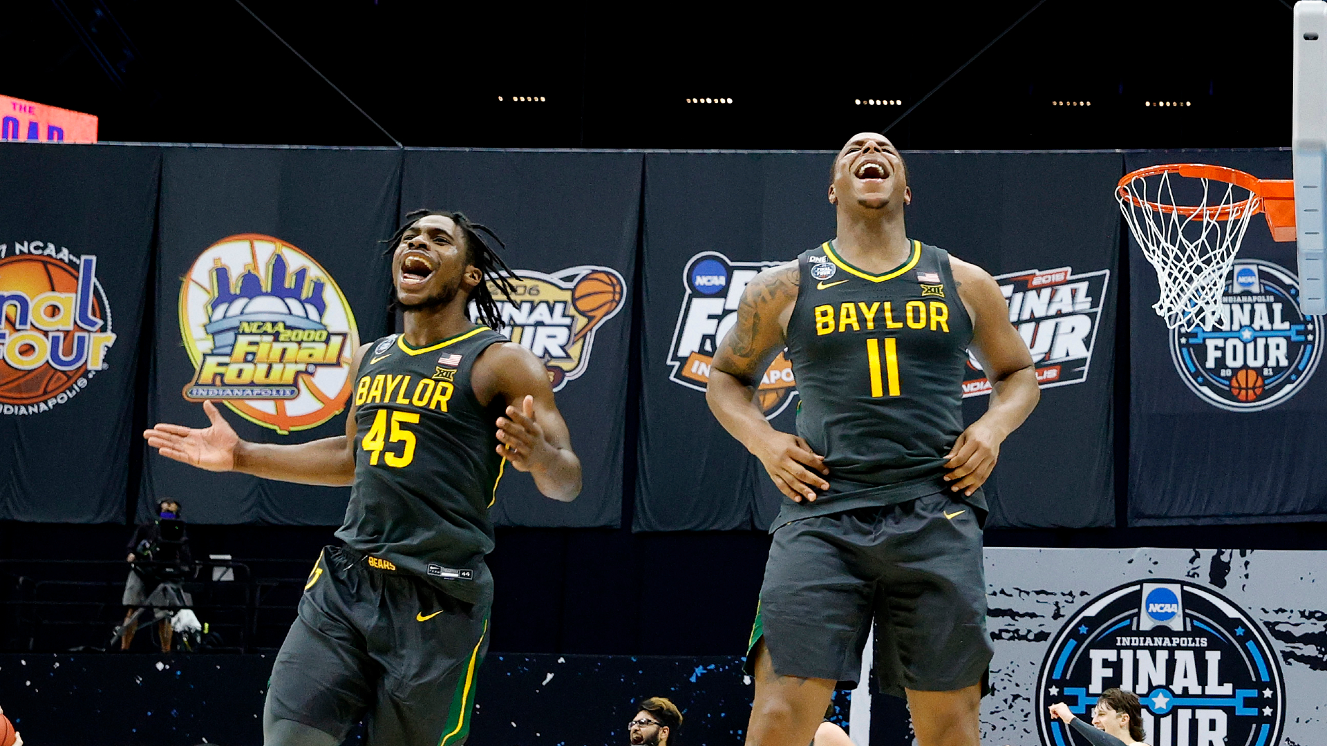 Baylor ends Gonzaga's perfect season with Texas-sized story books