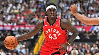 Pascal Siakam Raptors NBA Japan Games 2019