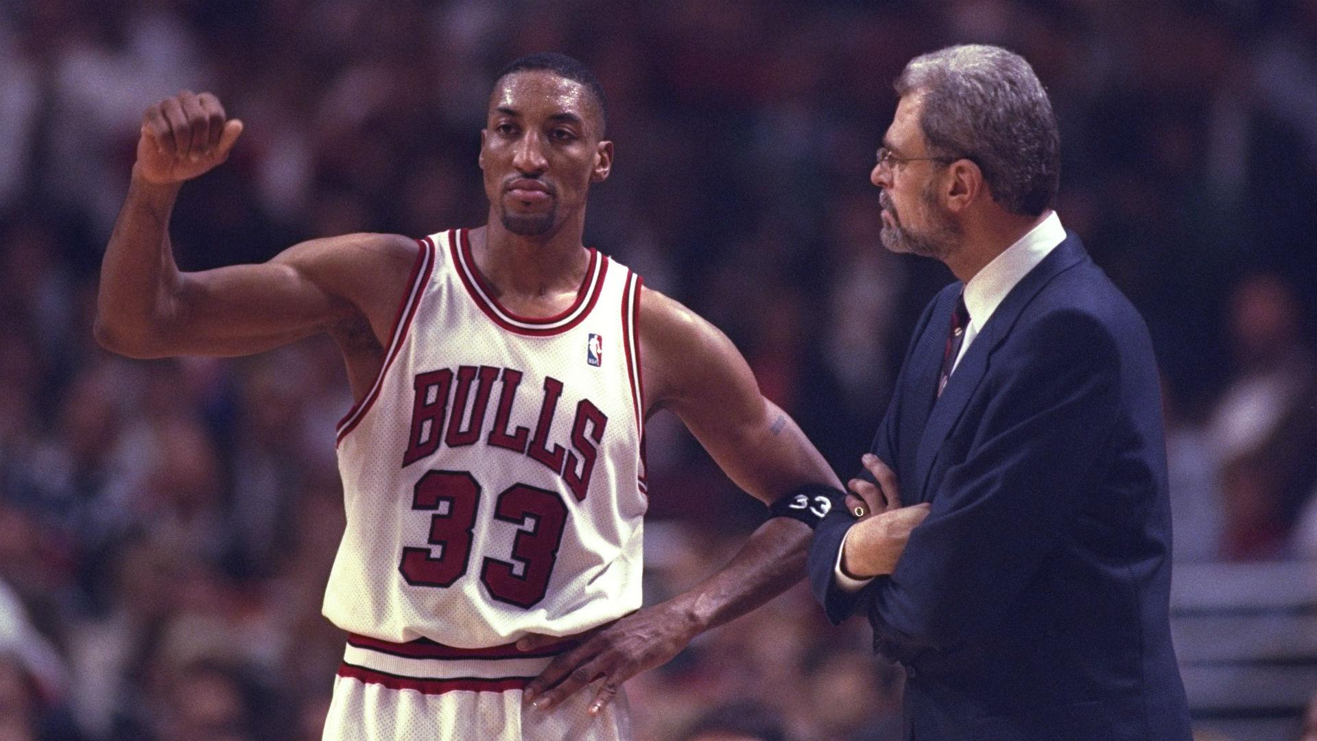 Scottie Pippen sits down: How Bulls star's blunder overshadowed Toni Kukoc's buzzer-beater vs. Knicks