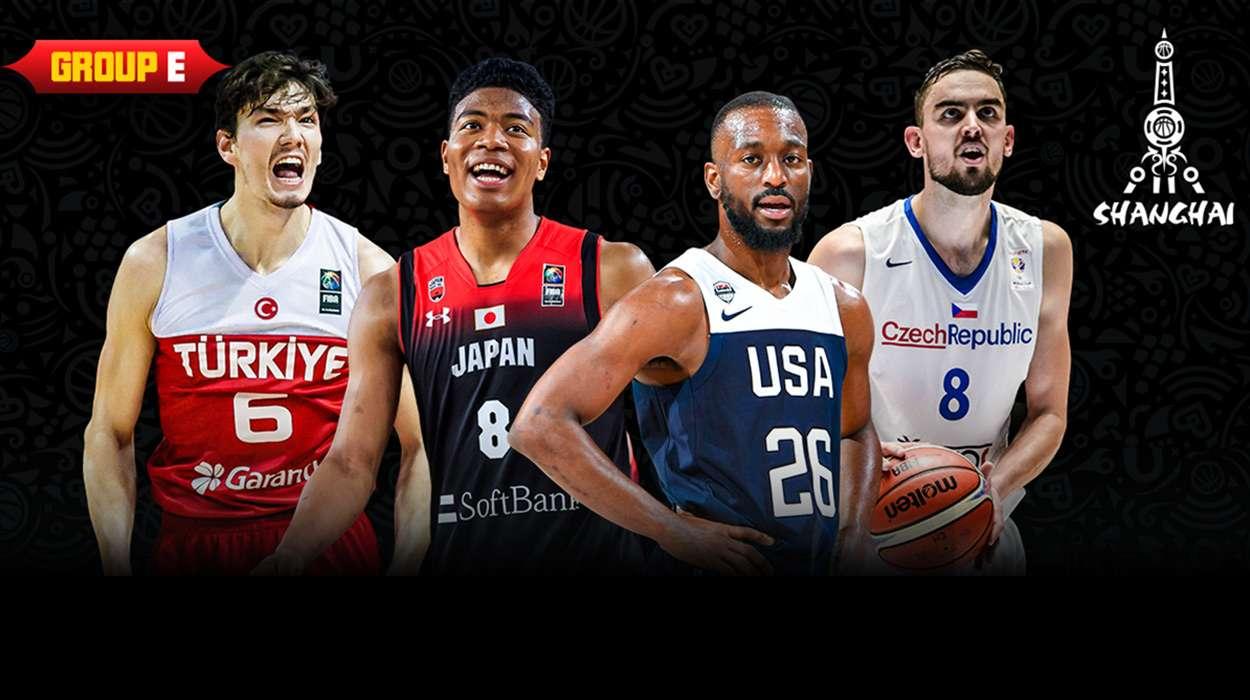 FIBA World Cup Group E