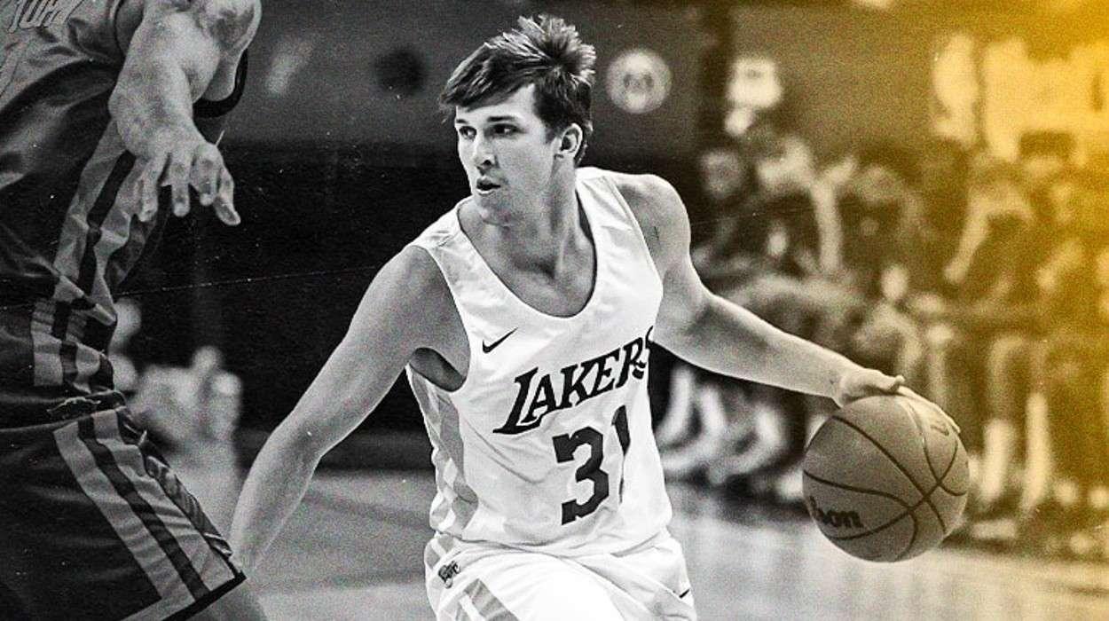 Los Angeles Lakers Austin Reaves
