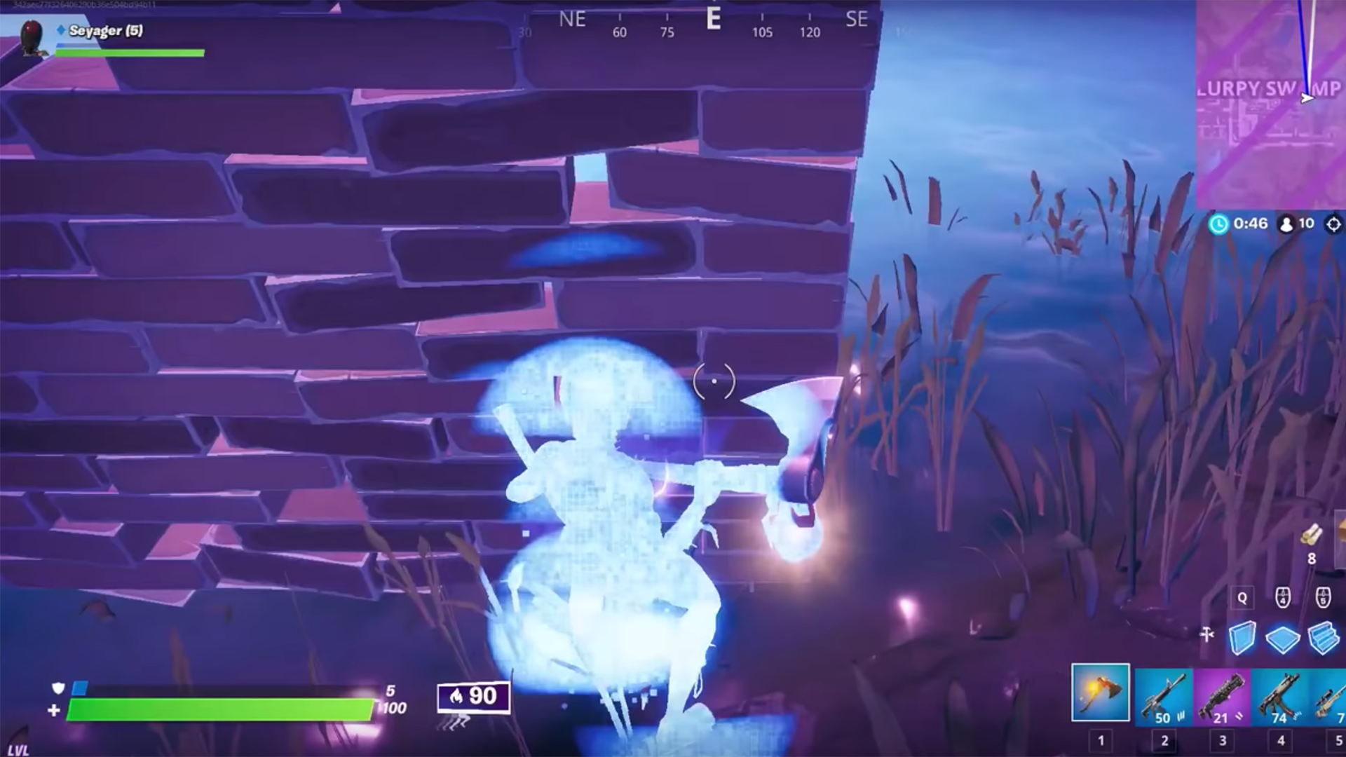This Fortnite Chapter 2 Glitch Allows You To Constantly Heal