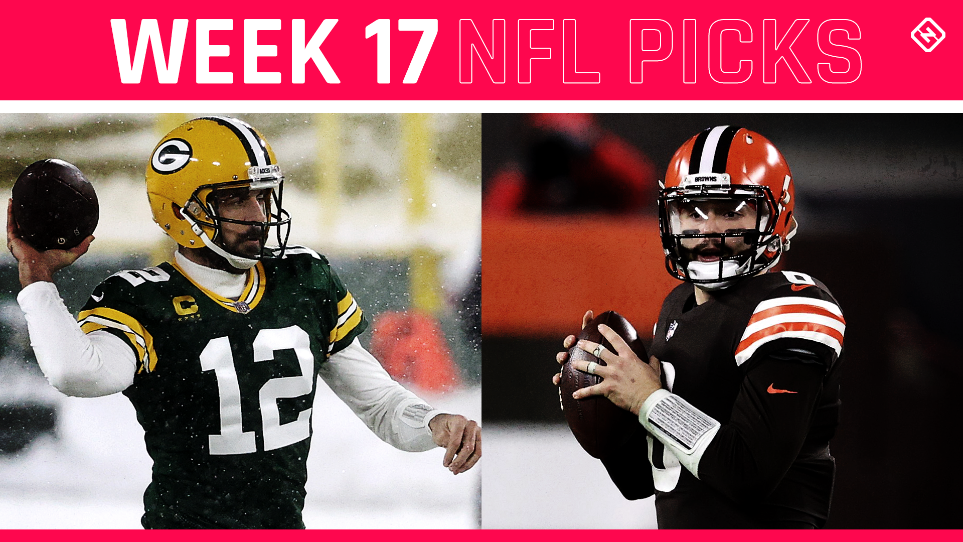 NFL picks, predictions for Week 17: Browns edge Steelers; Packers dash Bears' playoff hopes; Washington wins NFC East