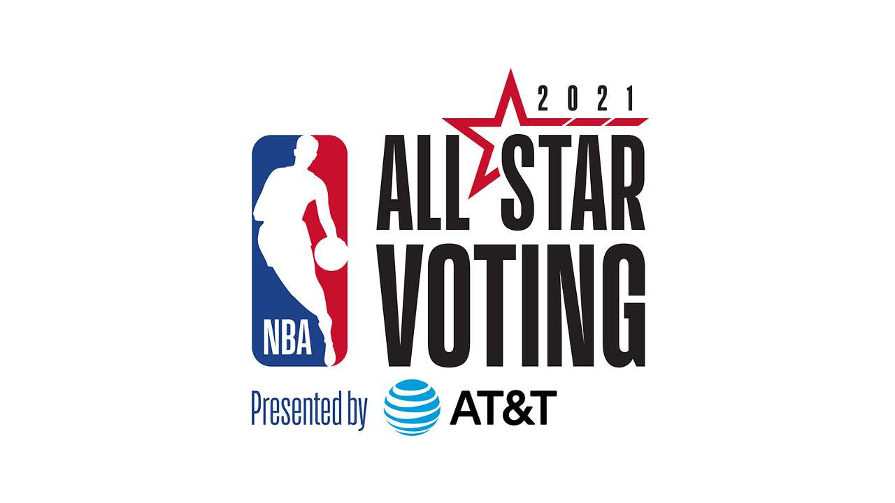 NBA All-Star Voting 2021 Primary logo