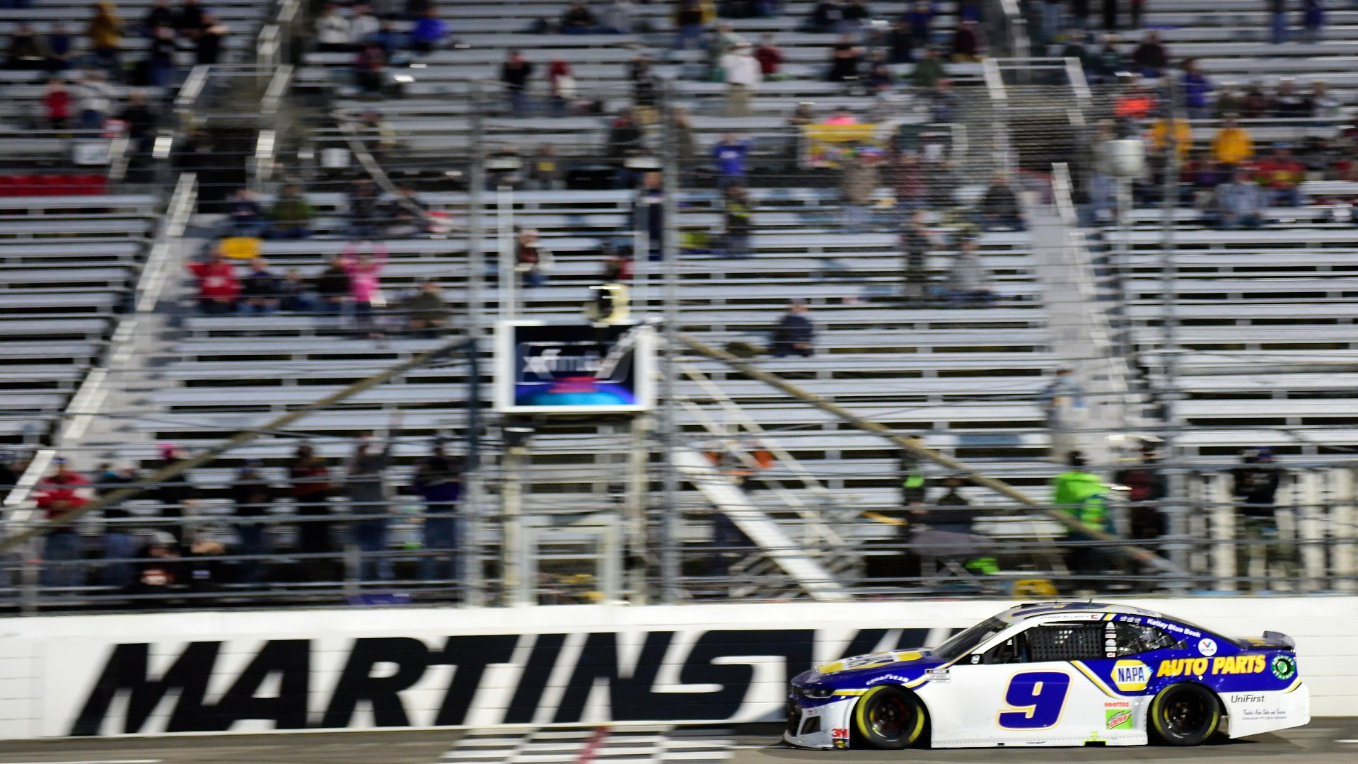 NASCAR Martinsville Live Updates, Results, Highlights of the 2021 Night Race