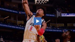 八村塁 Rui Hachimura Wizards Warriors