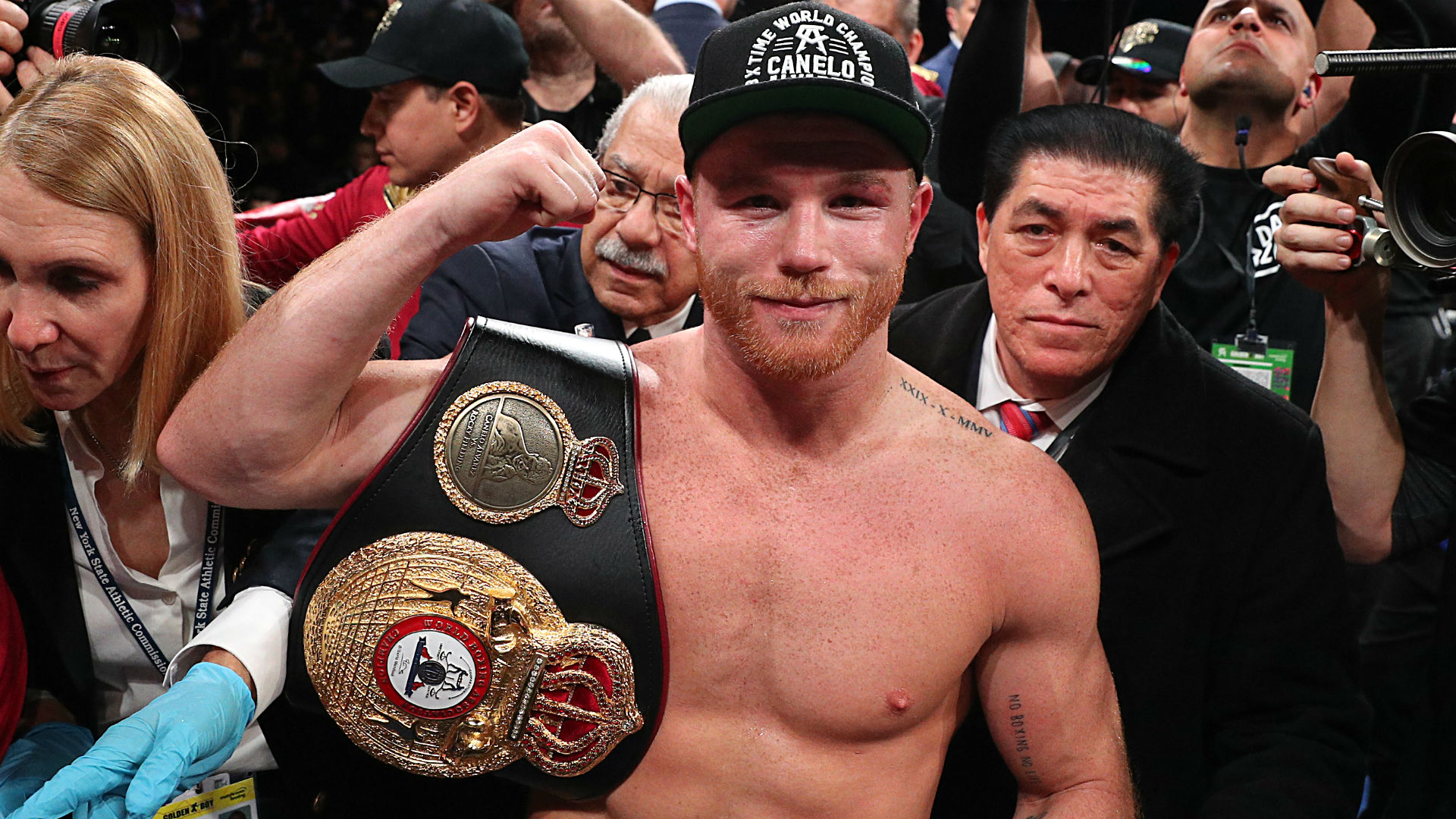 Canelo Alvarez vs. Callum Smith fight date, time, PPV price, odds & location for 2020 boxing match