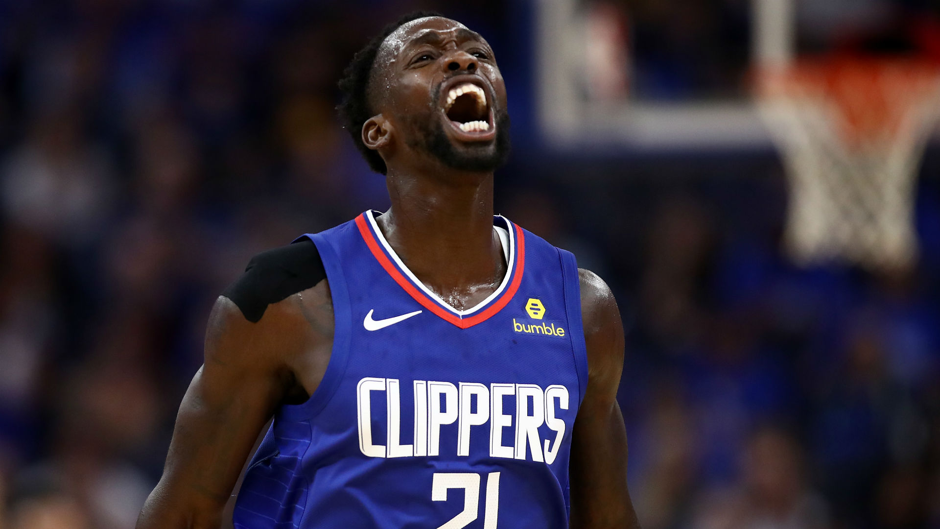 Clippers 'Patrick Beverley blamed Flagrant 2 for a foul on Chris Paul's Suns