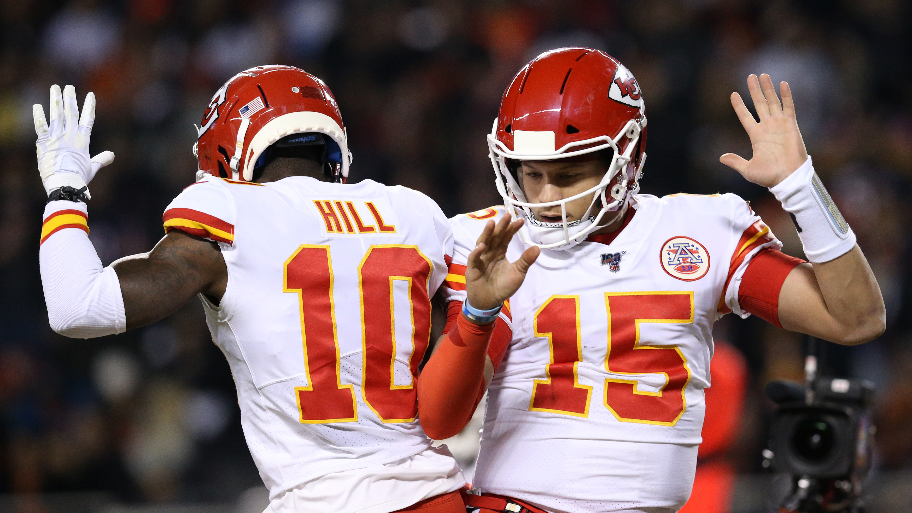 Tyreek Hill reveals his first impression of Patrick Mahomes: