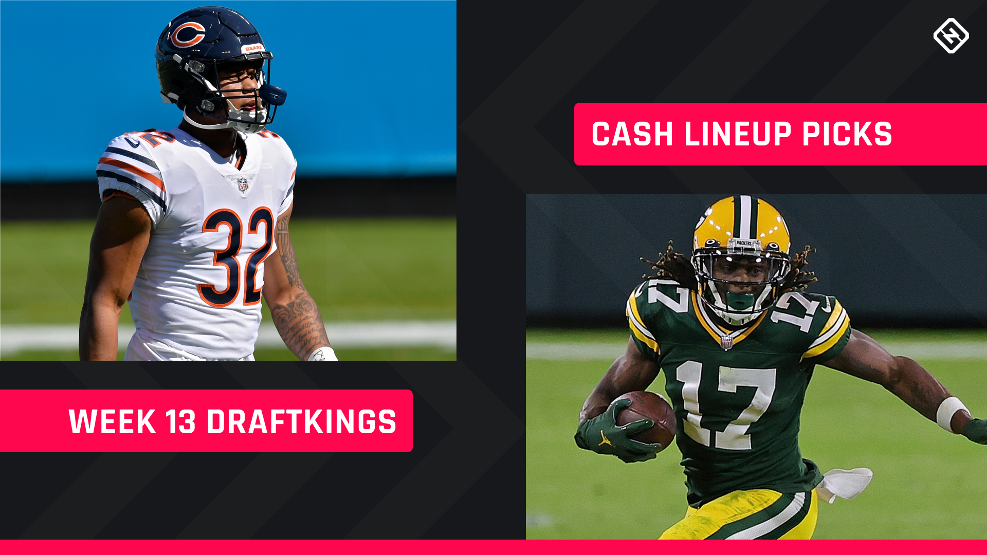 Week 13 DraftKings Picks: NFL DFS lineup advice for daily fantasy football cash games - sporting news