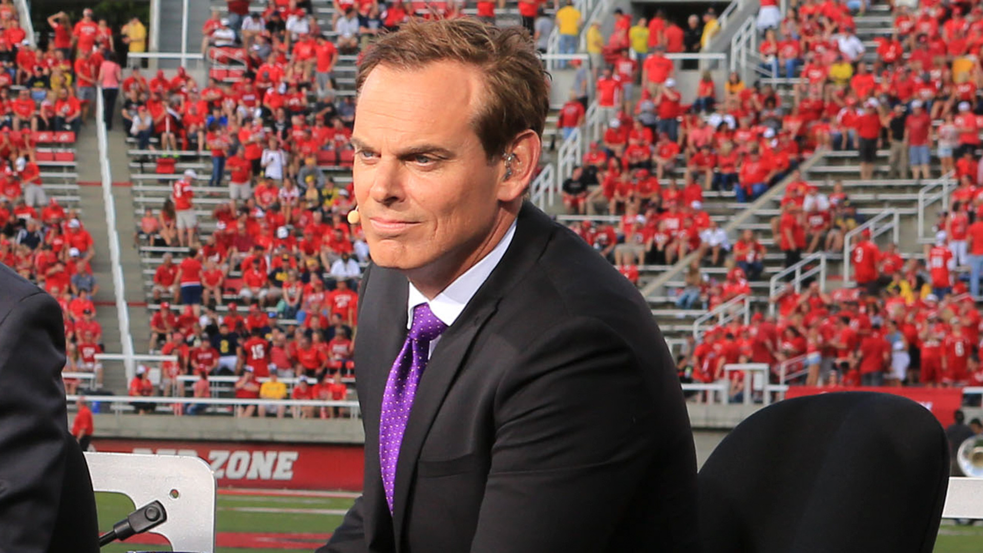 Colin Cowherd not sorry for the attention Clemson's Dabo ...
