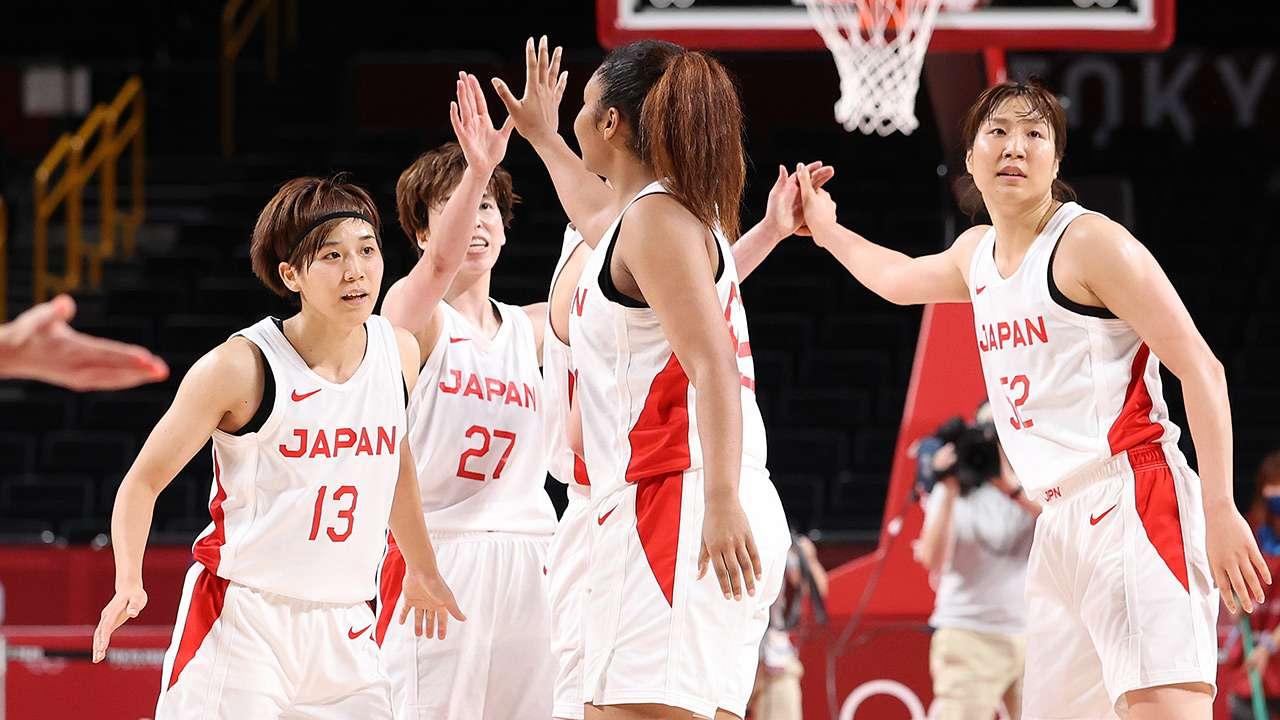 Japan Women's Basketball National Team