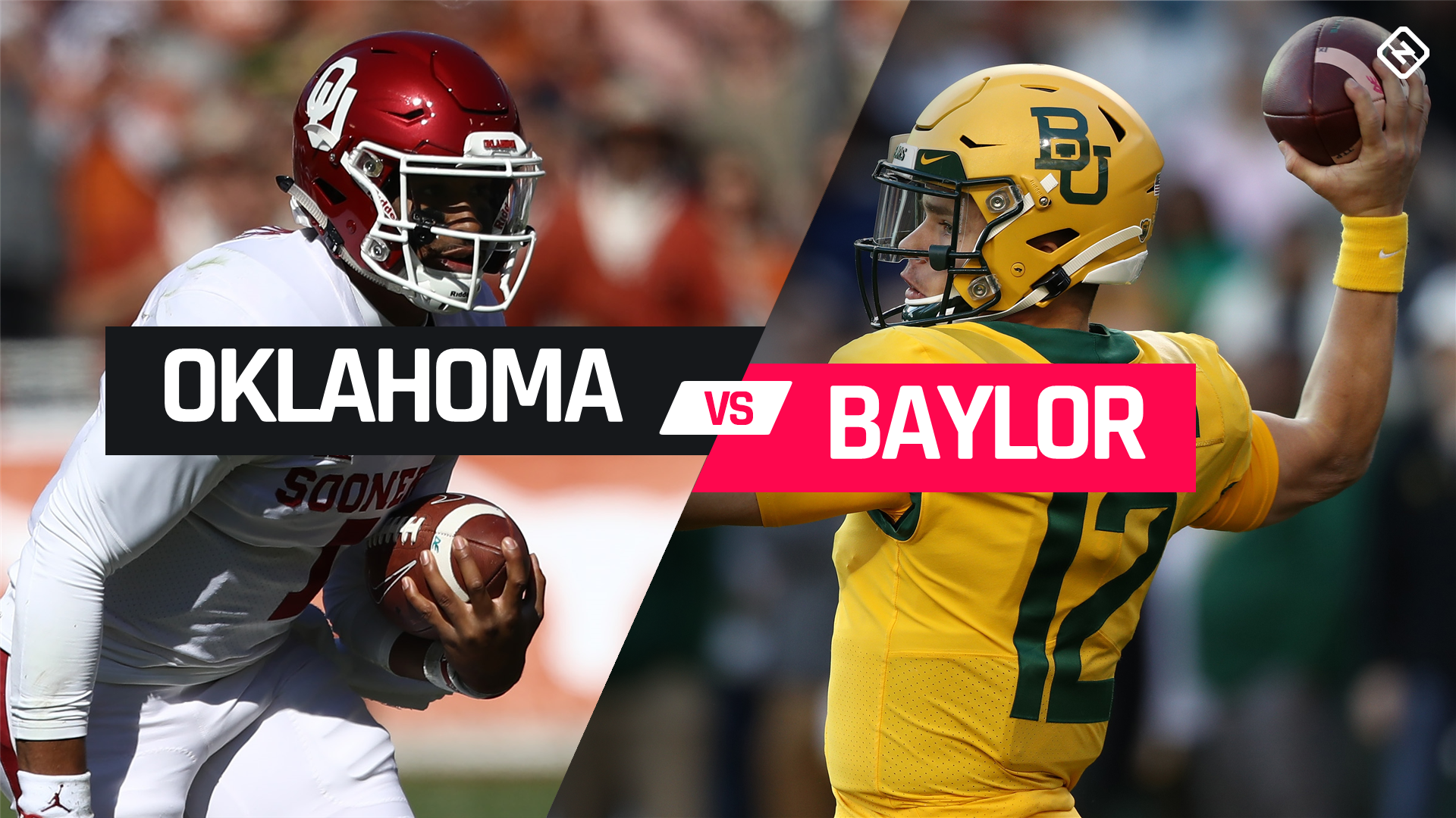 What channel is Oklahoma vs. Baylor on today? Time ...