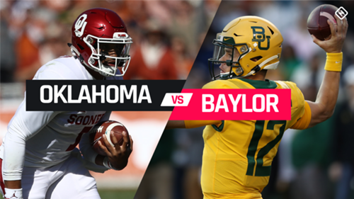 What Channel Is Oklahoma Vs Baylor On Today Time Schedule For Big 12 Championship Game 2019 Sporting News
