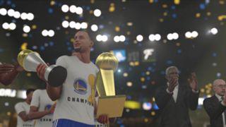 NBA 2K16 Stephen Curry Finals MVP