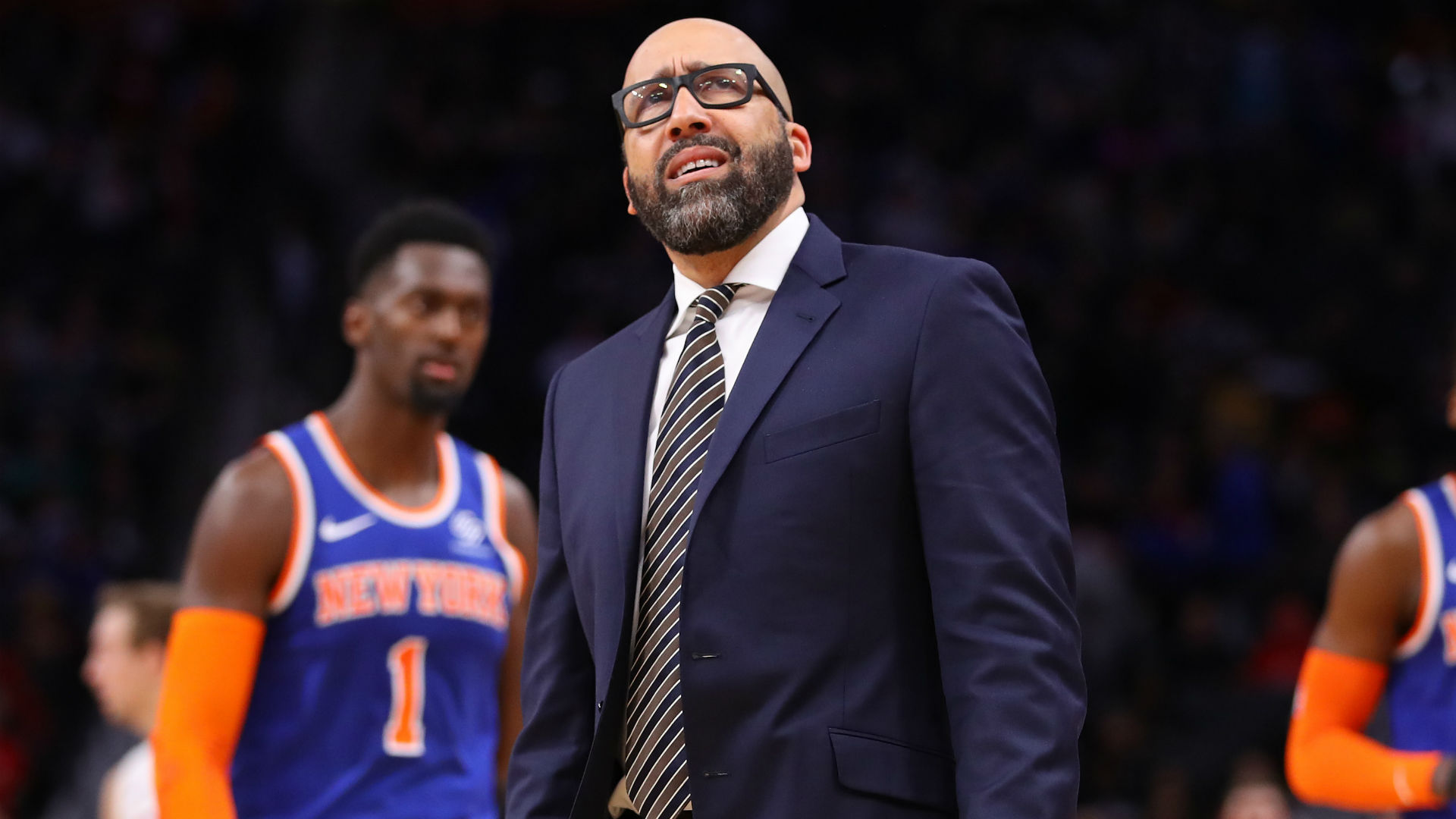 Knicks laying 'groundwork' for firing of David Fizdale; could make run at Toronto's Masai Ujiri, reports say