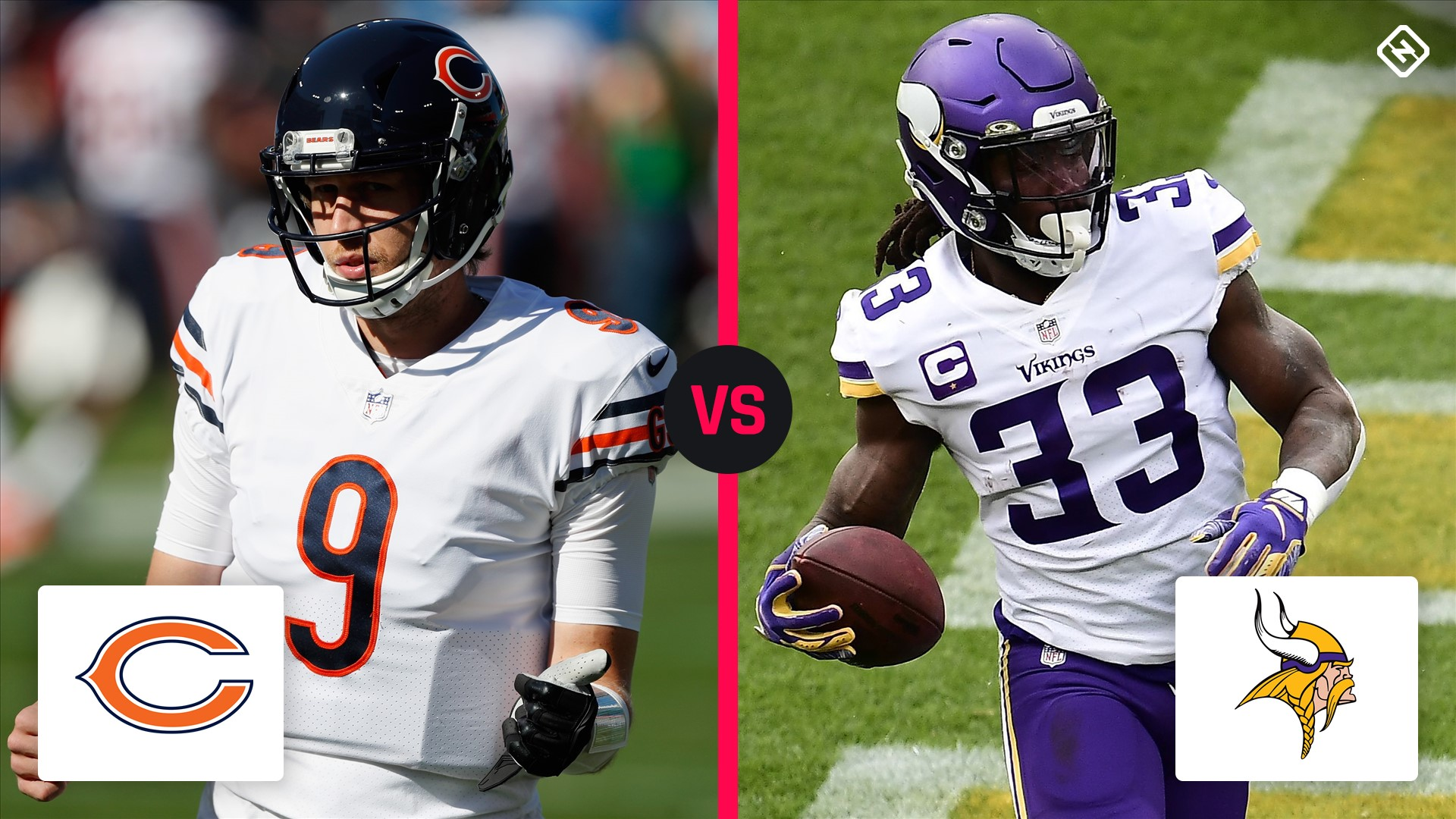 Bears vs. Vikings live score, updates, highlights from 'Monday Night Football' game
