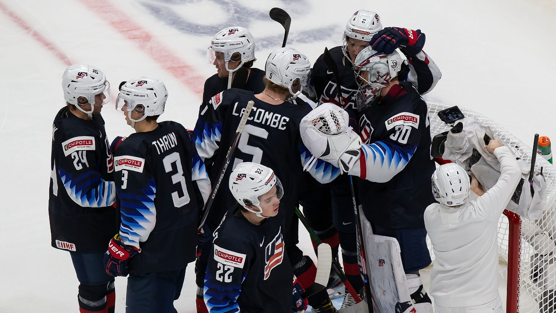 USA vs. Slovakia results: Americans get a scare but hold on for semifinal berth at 2021 World Juniors