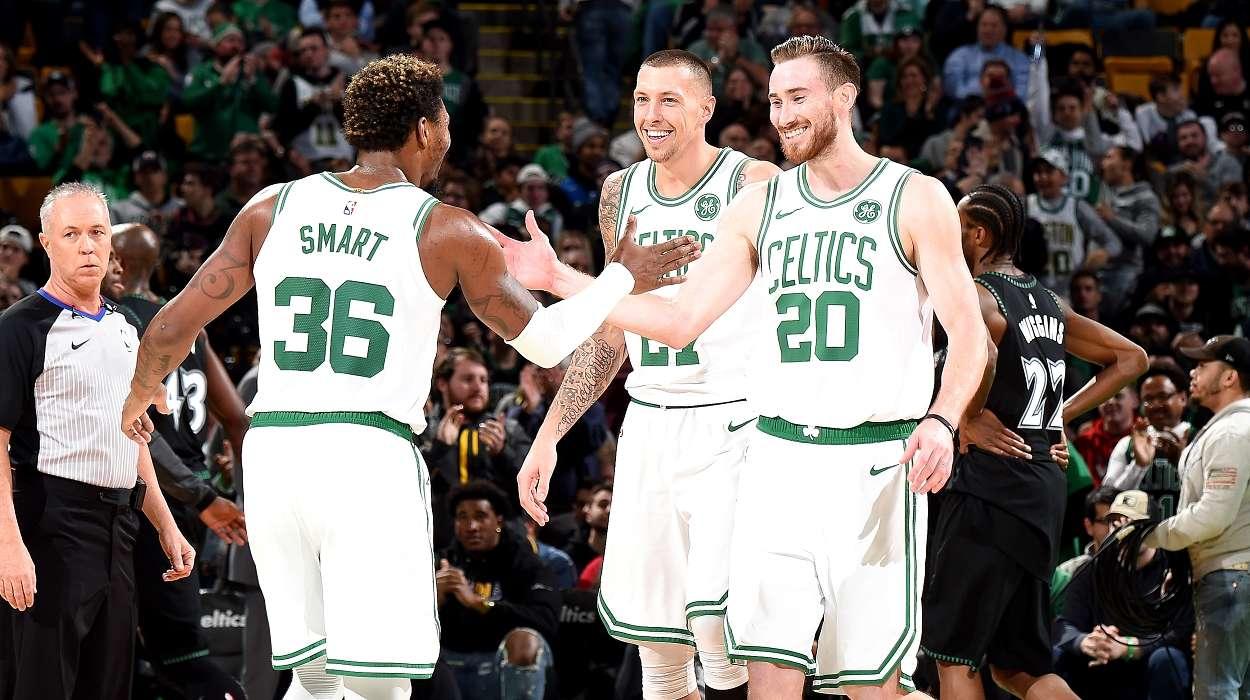 Gordon Hayward Celtics