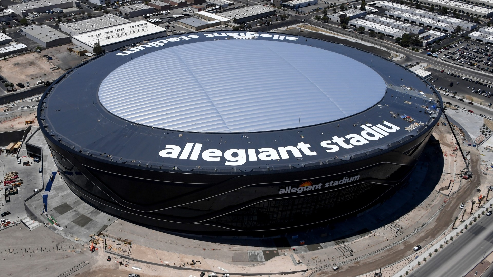 Inside Allegiant Stadium Cost Capacity More To Know About Las Vegas Raiders New Home Sporting News