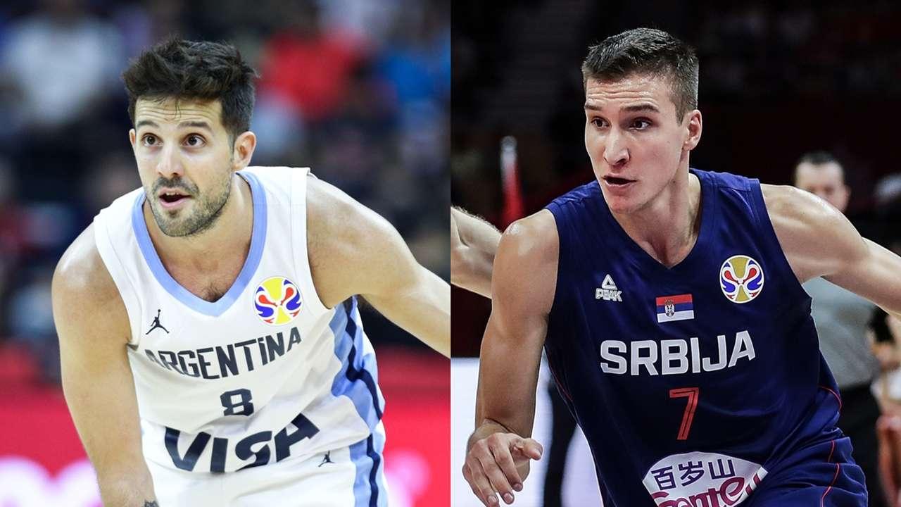 Argentina vs Serbia