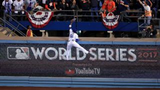 Scenes From Game 6 of the World Series