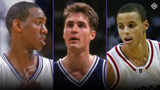 Danny Manning-Christian Laettner-Stephen Curry-033120-GETTY-FTR