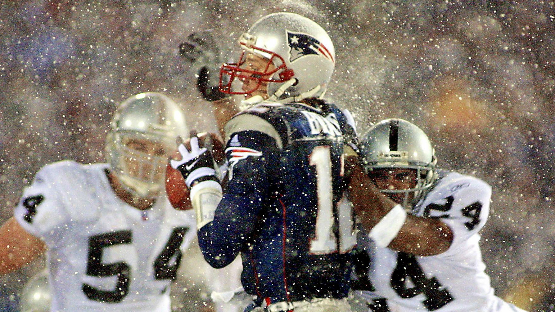 Tom Brady, Jon Gruden and the 'Tuck Rule' come full circle in Tampa Bay