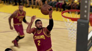 NBA 2K16 Kyrie Irving