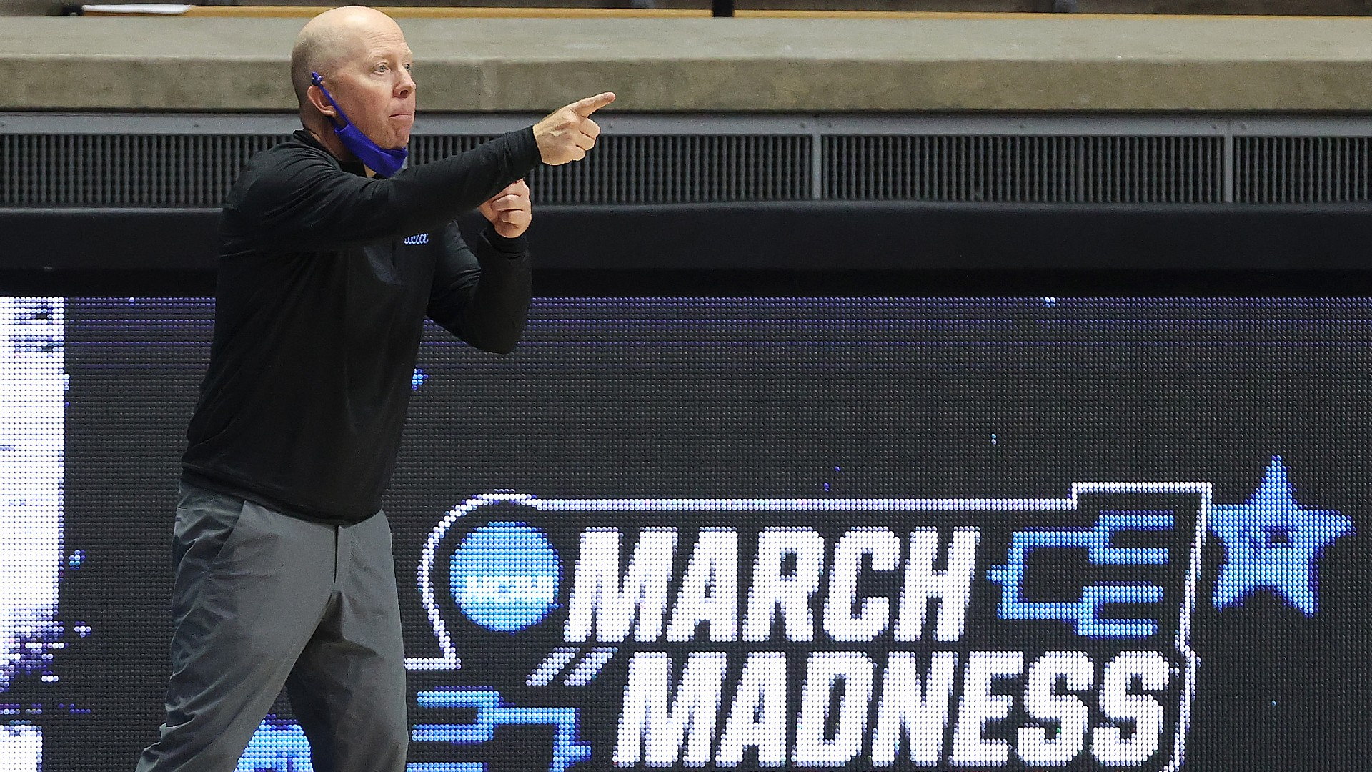 March Madness First Four 2021: UCLA victory becomes family reunion for Bruins coach Mick Cronin, father