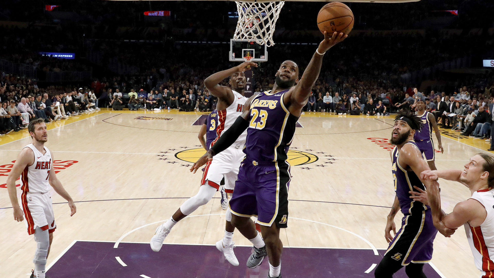 Lakers Vs Heat Live Score Updates Highlights From Game 1 Of The 2020 Nba Finals The Union Journal