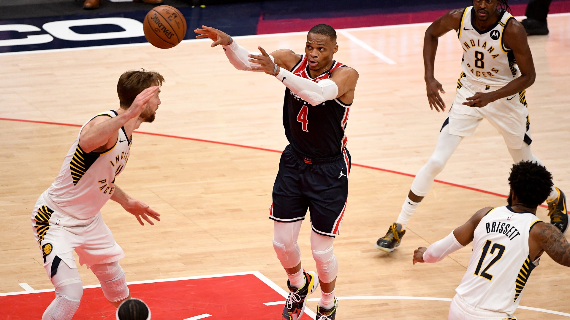 What channel is Pacers vs. Wizards on today? TV schedule, start time for NBA play-in tournament