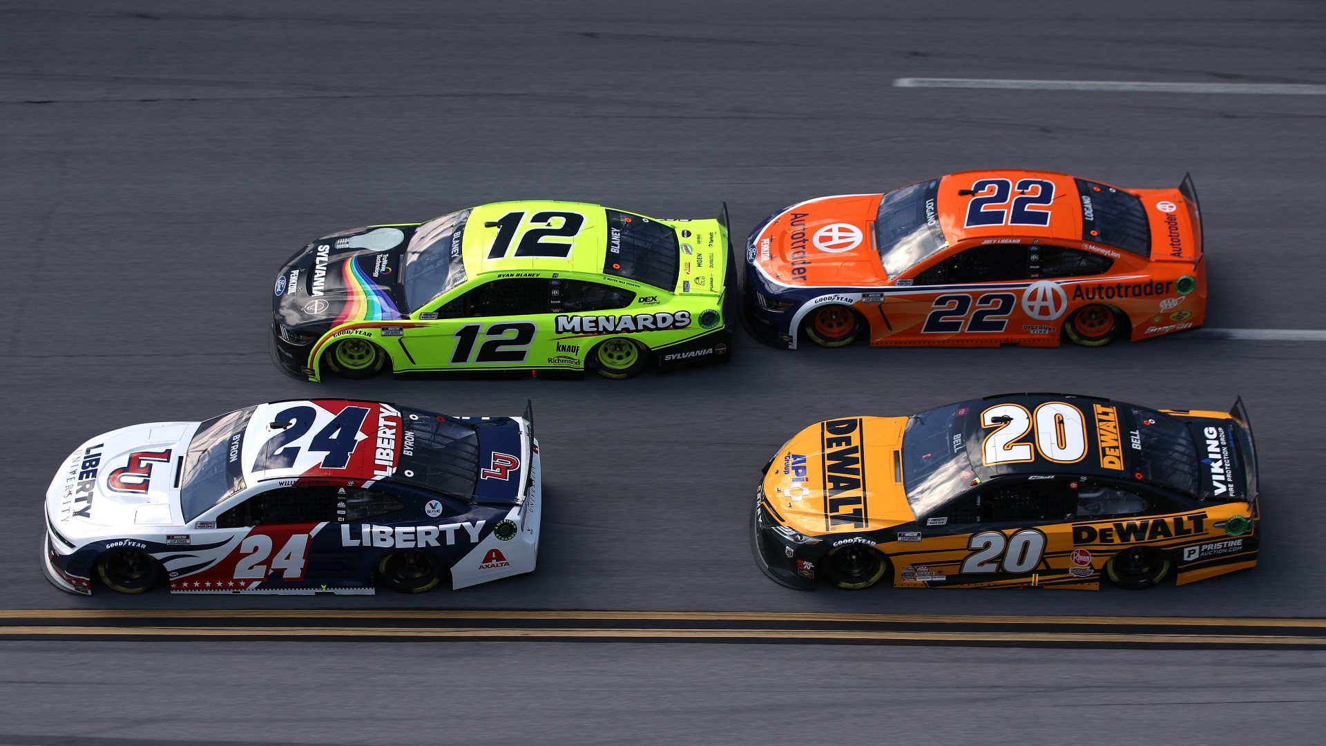 Why NASCAR cars will be slower than usual at Daytona and Talladega moving forward