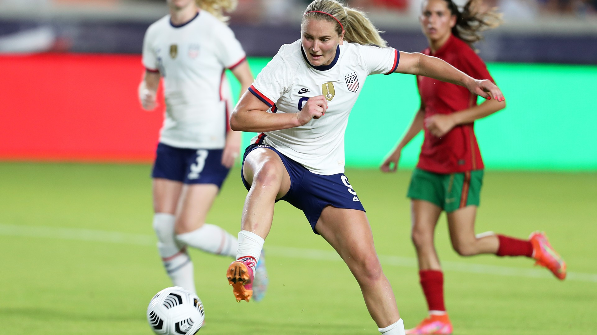 Portugal shows Lindsey Horan's USWNT could raise six concerns about Julie Ertz's injury