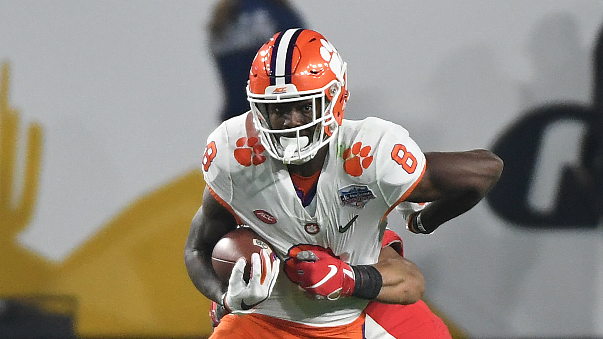 Clemson's Justyn Ross cleared to play in 2021 after missing the previous season