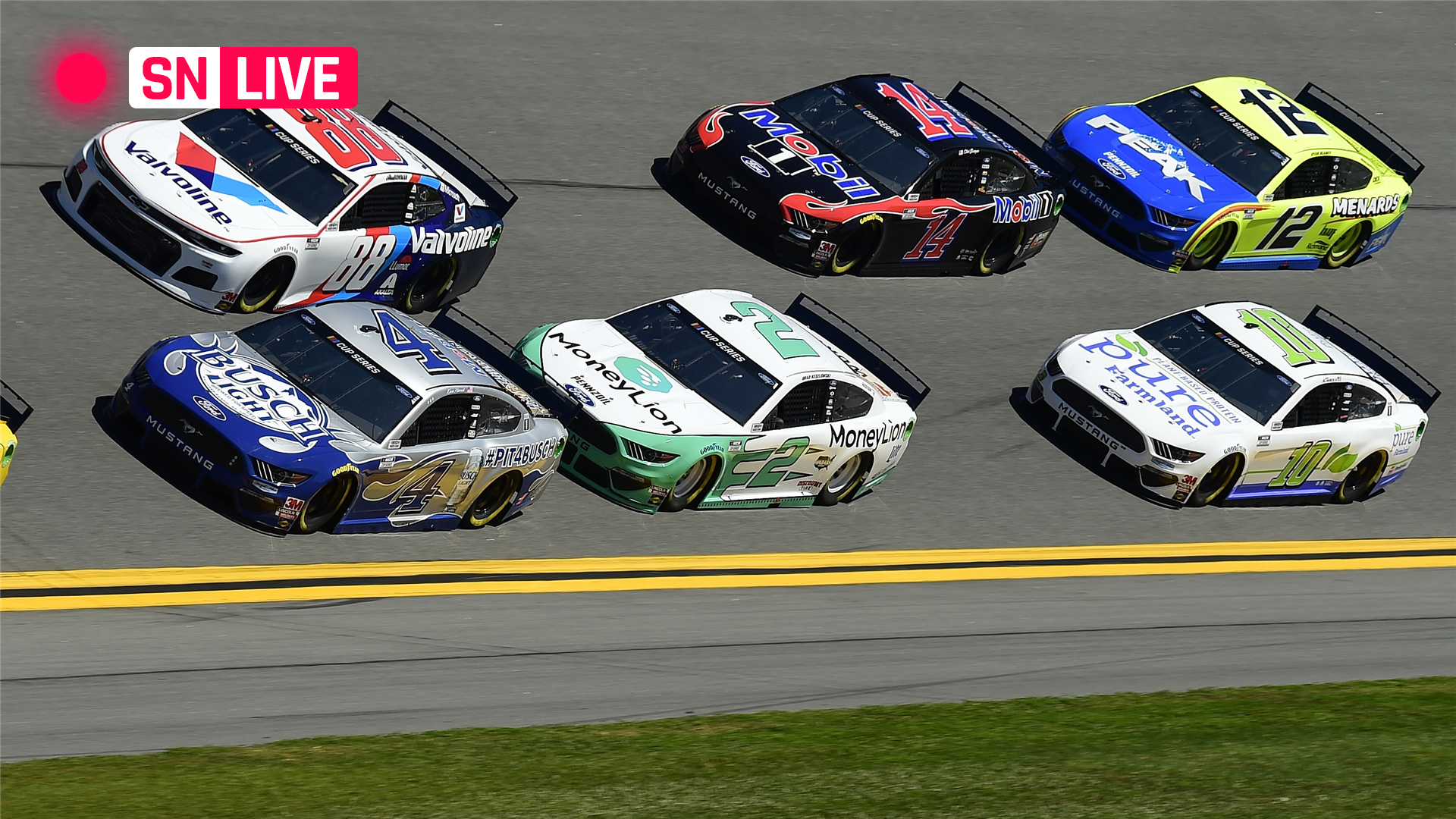 Clash at Daytona results, highlights from 2021 NASCAR Cup Series exhibition race