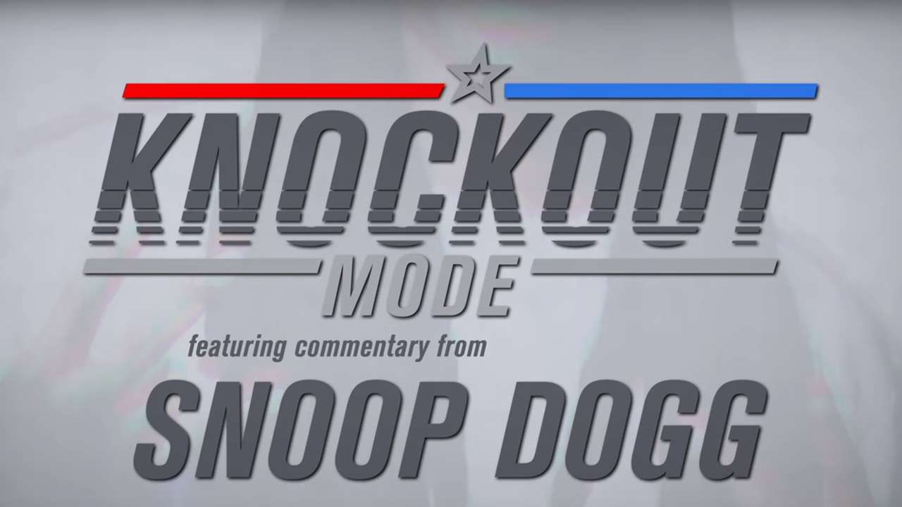 EA Sports UFC 3 Snoop Dogg KO Mode
