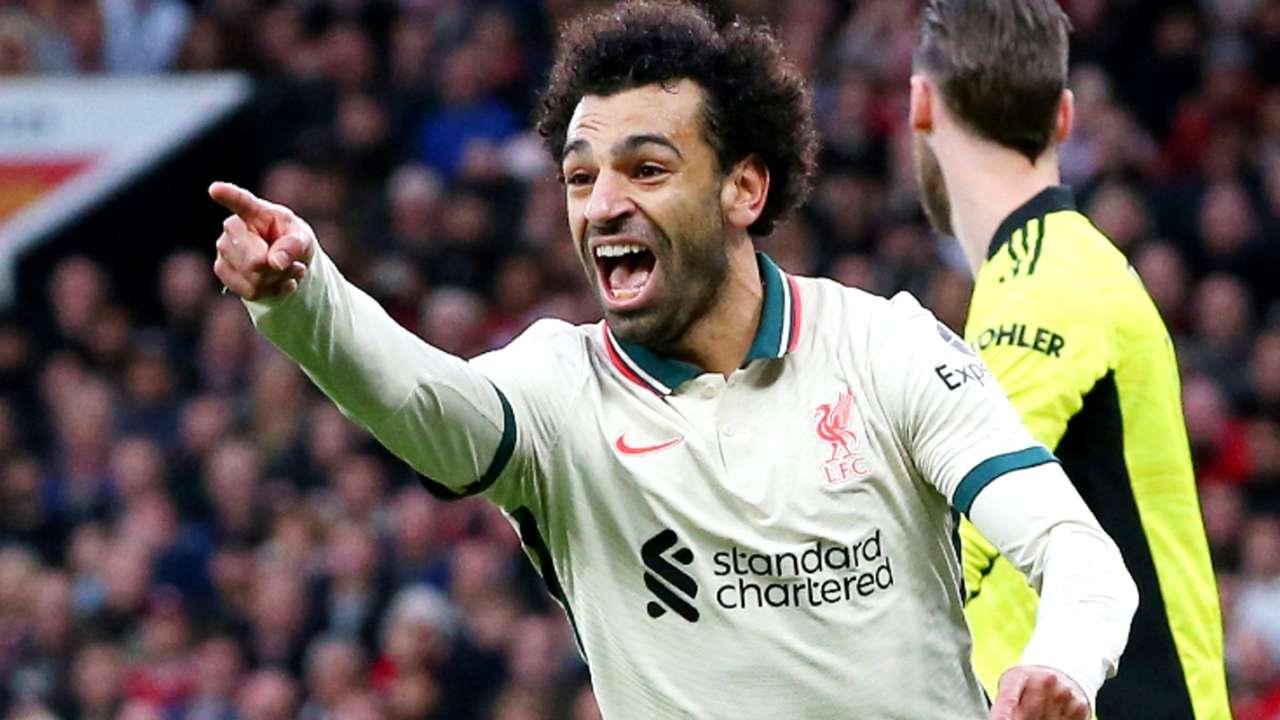 Mohamed Salah - Liverpool - October 24, 2021