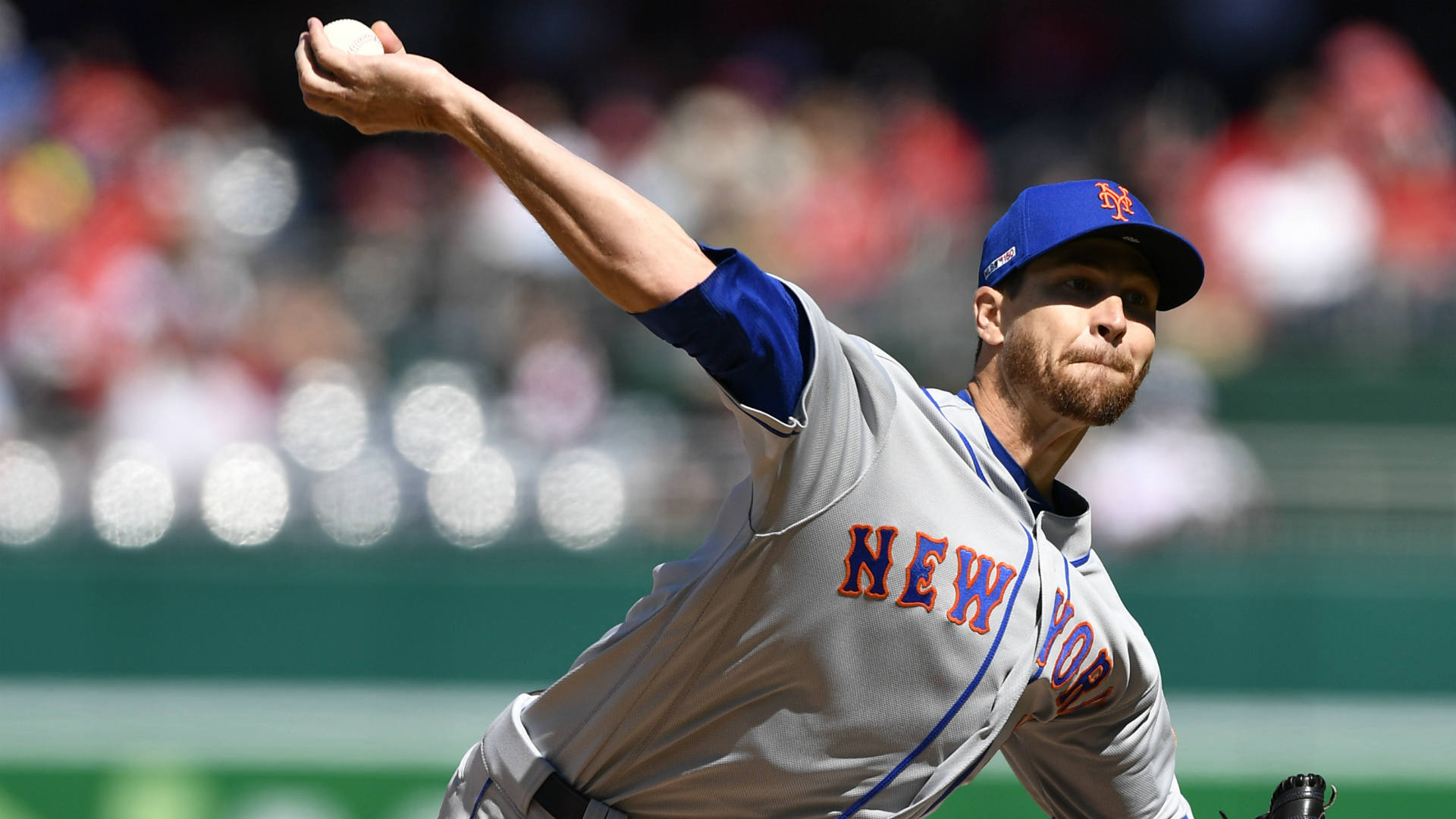 Jacob deGrom injury update: forearm stiffness delays return of Mets ace to mound